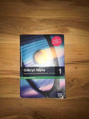 Podręczniki do fizyki i geografii dla klasy ILO po szkole podstawowej