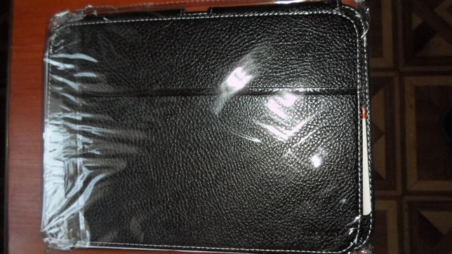 Чехол Бампер с флипом кожа на планшетTAB-3 Samsung P5200-P5210