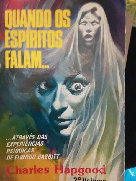 Quando os Espiritos falam/ Charles Hapgood_Adao e Eva/J.Herculano