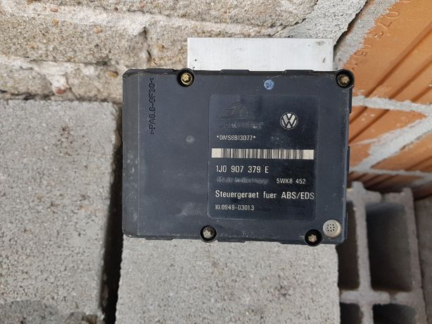 Pompa sterownik ABS/EDS VW GOLF IV 4/BORA/AUDI A3 1J0.907.379.E,H,Q,G