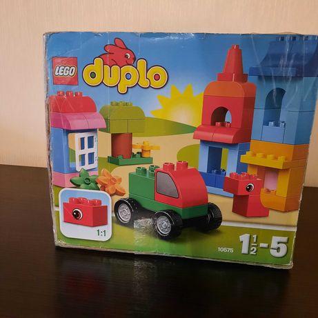 Lego duplo строительные кубики 10575