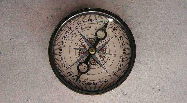 Bussola secretaria com 8cm diâmetro