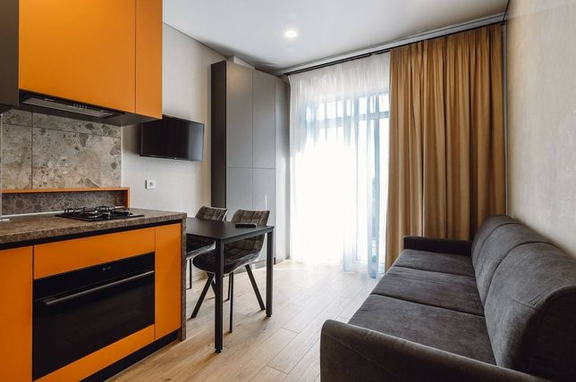 1- комнатная квартира в клубном доме.
