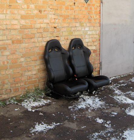 Продам сидения для Golf 2, 3 ковши, полуковши, спорт сидения под ремни
