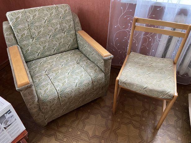 Кресла и стул в подарок