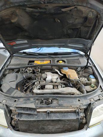Двигатель Audi A6 c5 A4 2.5 Tdi AKE форсунки масляный насос коленвал