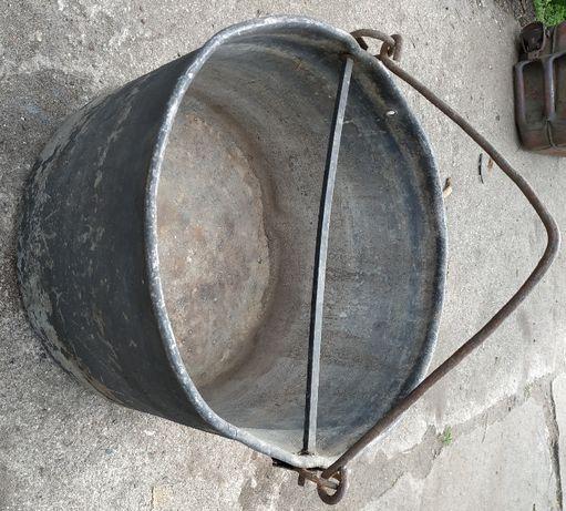 казан алюминиевый 25л для костра