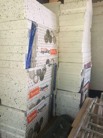 Organica Styropian na podłogę lub i dach