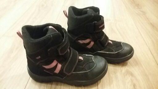 Kozaki, buty zimowe GEOX rozm 32
