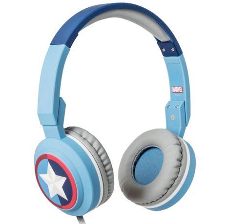 """Słuchawki z mikrofonem Tribe """"Captain America"""""""