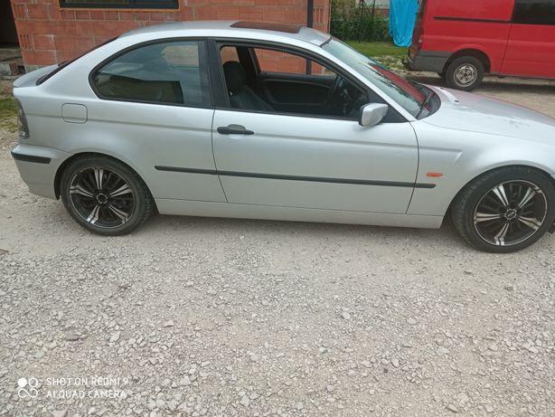 sprzedam piękne BMW e46