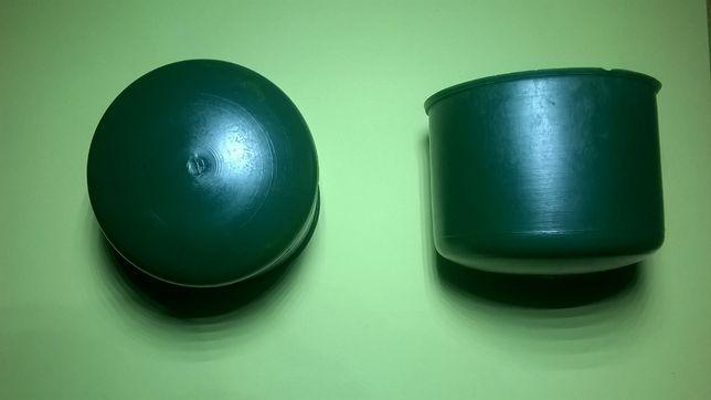Kapsel nasadka Zaślepka zatyczka nakładka na rurę 70 mm