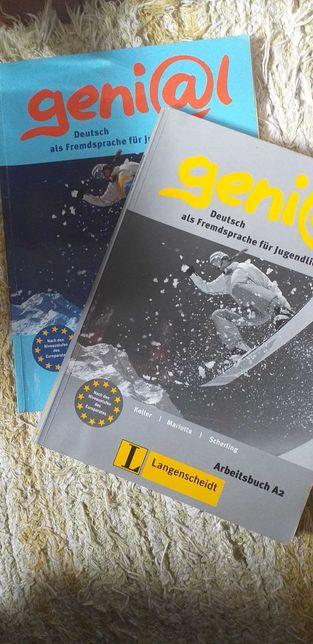 Livros de alemão Genial