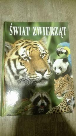 """Książka """"Świat Zwierząt"""""""