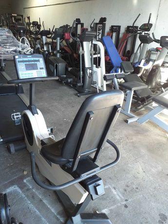 GYMAQ-super preço: bike reclinada TETRIX -cardio - musculação