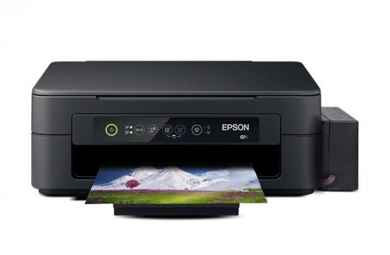 МФУ Epson XP-2100 с БСНПЧ и чернилами INKSYSTEM