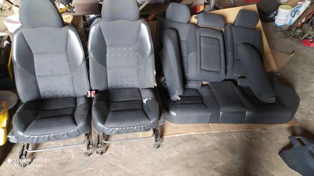 Fotele Volvo s60  komplet