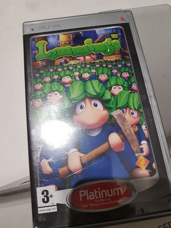 PSP: Lemmings Essential