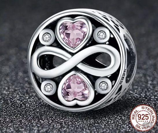 Charms do PANDORA srebro 925