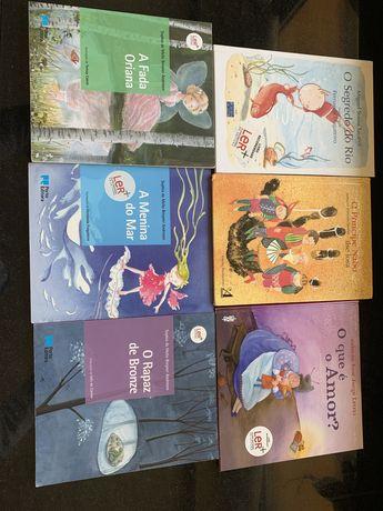 Livros do Plano Nacional de Leitura