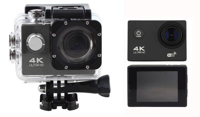 Kamera sportowa 4K WIFI HD Go ultra Rejestrator