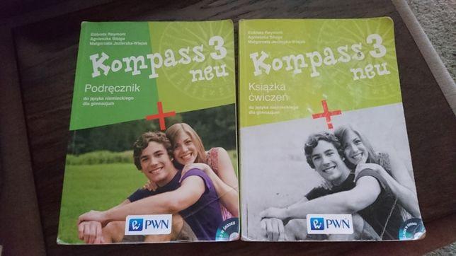 Kompass neu 3 podrecznik i ćwiczenia do niemieckiego