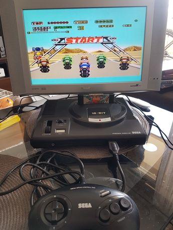 Sega mega drive 16 bit zestaw #2