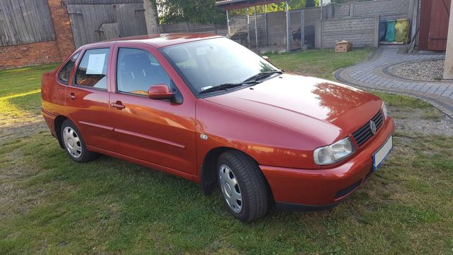 VW Polo Classic, rocznik 2001