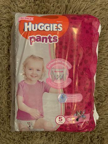 Подгузники Huggies pants 5 для девочек