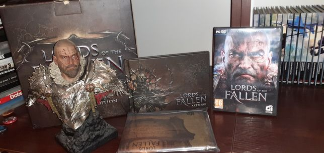 Lords of The Fallen PC Edycja Kolekcjonerska PC
