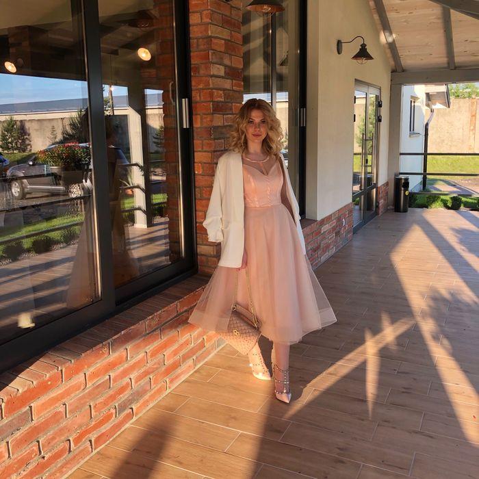 Плаття міді,одягала 1 раз Владимир-Волынский - изображение 1