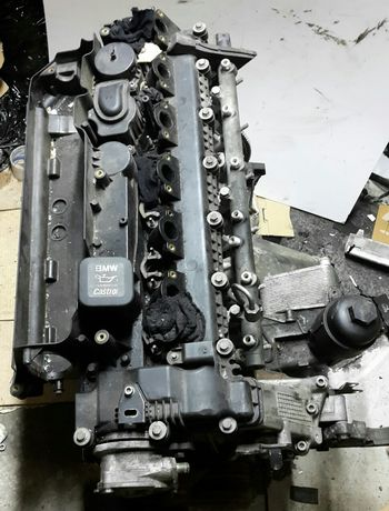 Silnik M57 BMW E46 330d 184KM X5 Stan bardzo dobry z Automatu