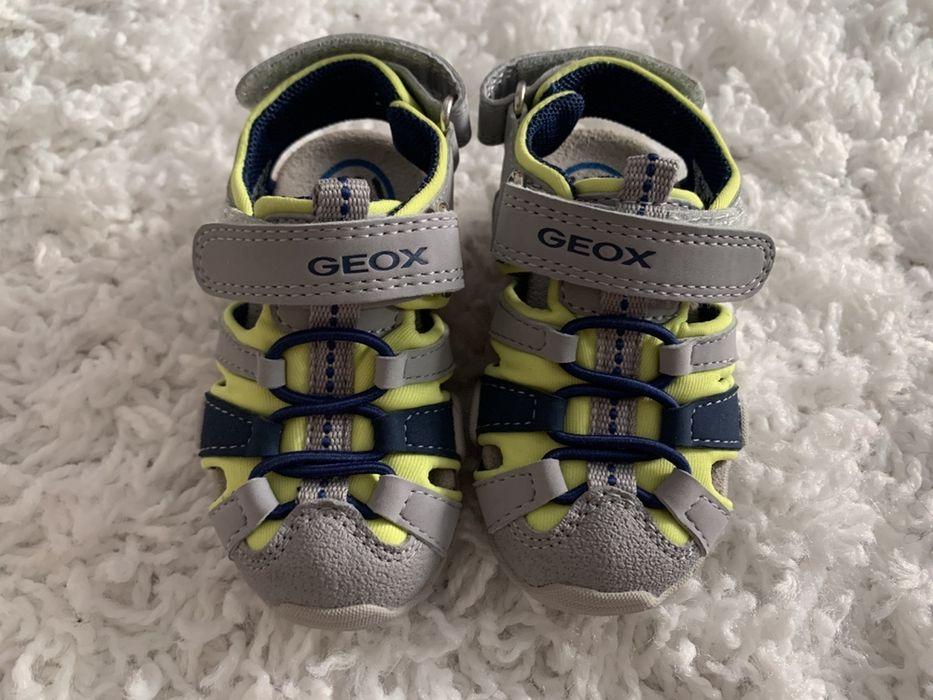 Sandały buty dla chłopca 20 Geox Espira Międzyrzec Podlaski - image 1