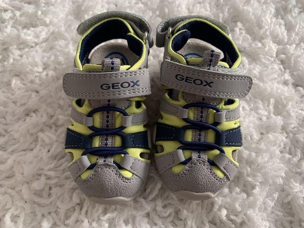 Sandały buty dla chłopca 20 Geox Espira