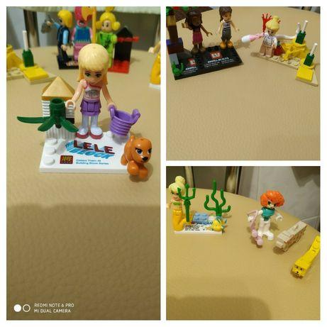 Конструктор Лего 6 видов по 15грн,для девочек конструктор Лего