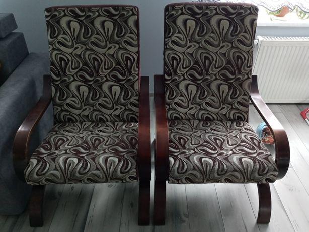 Fotele pokojowe 2sztuki