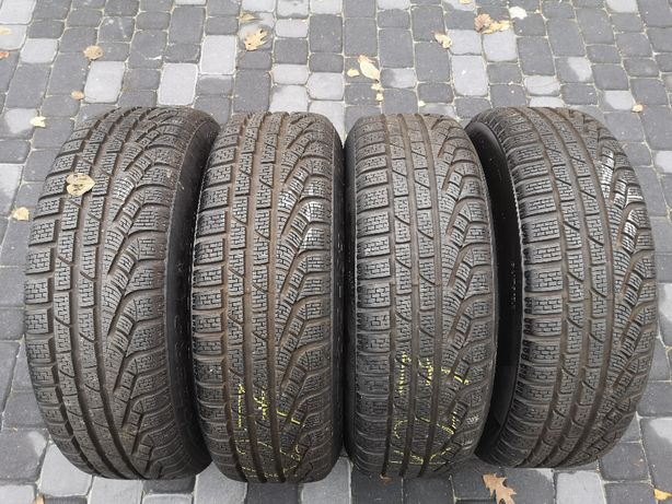 JAK NOWE Opony Pirelli Sottozero Winter 210 - 205/65/17 -RSC -RUN FLAT
