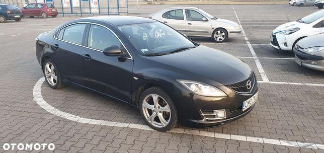 Mazda 6 Nowe opłaty 3 letnie LPG zamiana zamienie