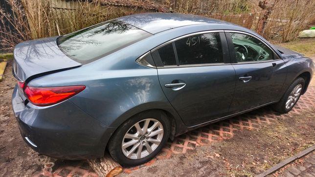 Mazda 6 sedan karoseria 2013r-2019r podłużnica blotnik tył ćwiartka
