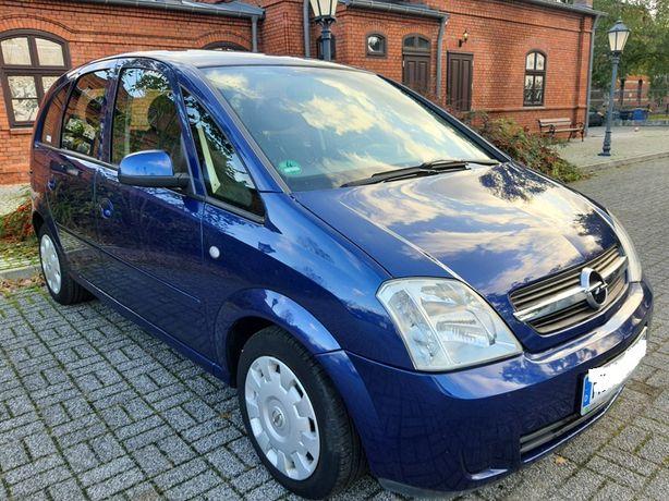 Opel Meriva 1.6 Benzyna 105 Koni. Klima,Hak.El. szyby. Oryginal