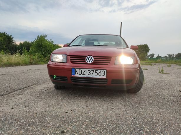 Volkswagen Bora 1.8T + LPG