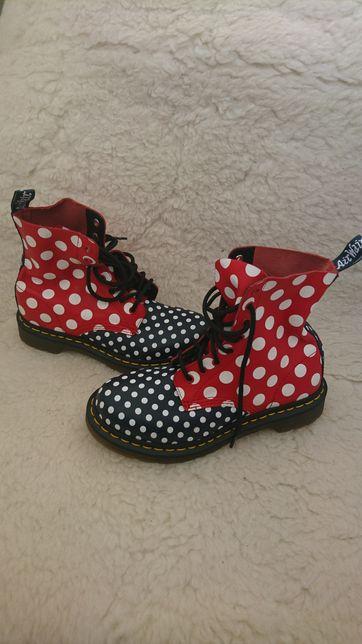 Ботинки Dr.Martens (оригинальные ).