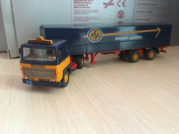 Scania масштаб 1:87 Wiking