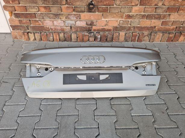 KLAPA bagażnika AUDI A6 C8 sedan