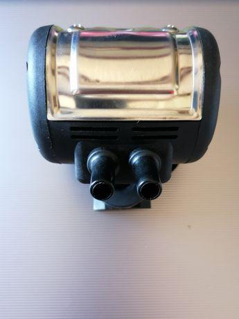 Pulsator pneumatyczny L80 60/40, stal nierdzewna,gotowe do pracy