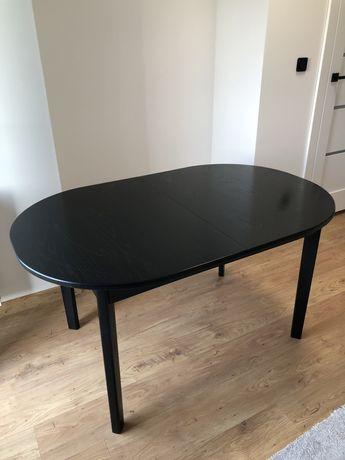 Stół drewniany czarny