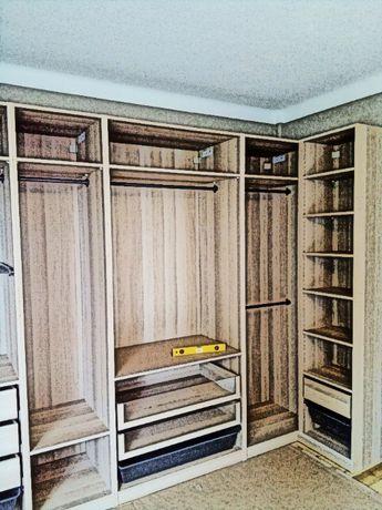 Skręcanie Składanie Montaż mebli IKEA BRW BODZIO AGATA JYSK ABRA itp.