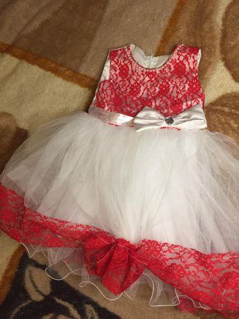 Платье пышное на принцессу