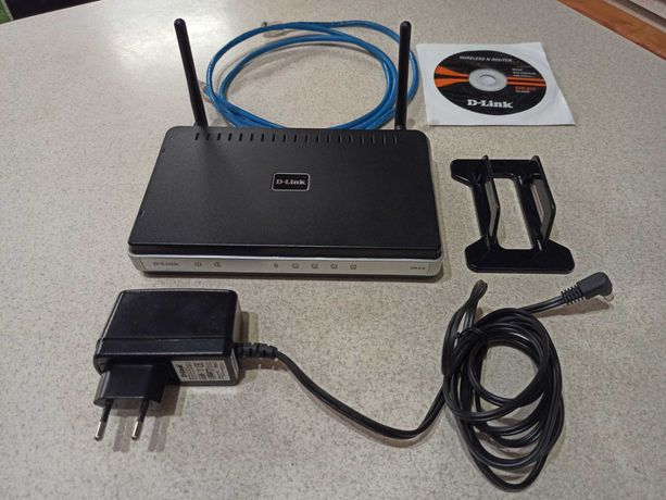 Продам Маршрутизатор D-Link DIR-615 ревизия C2