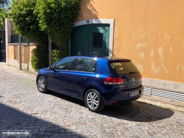 VW Golf 2.0 TDi Confortline